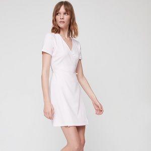 Sunday Best Giselle Dress (wrap mini dress)